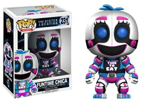 Cinq Nights at Freddy/'s Sister emplacement ballora Chase Edition Toy