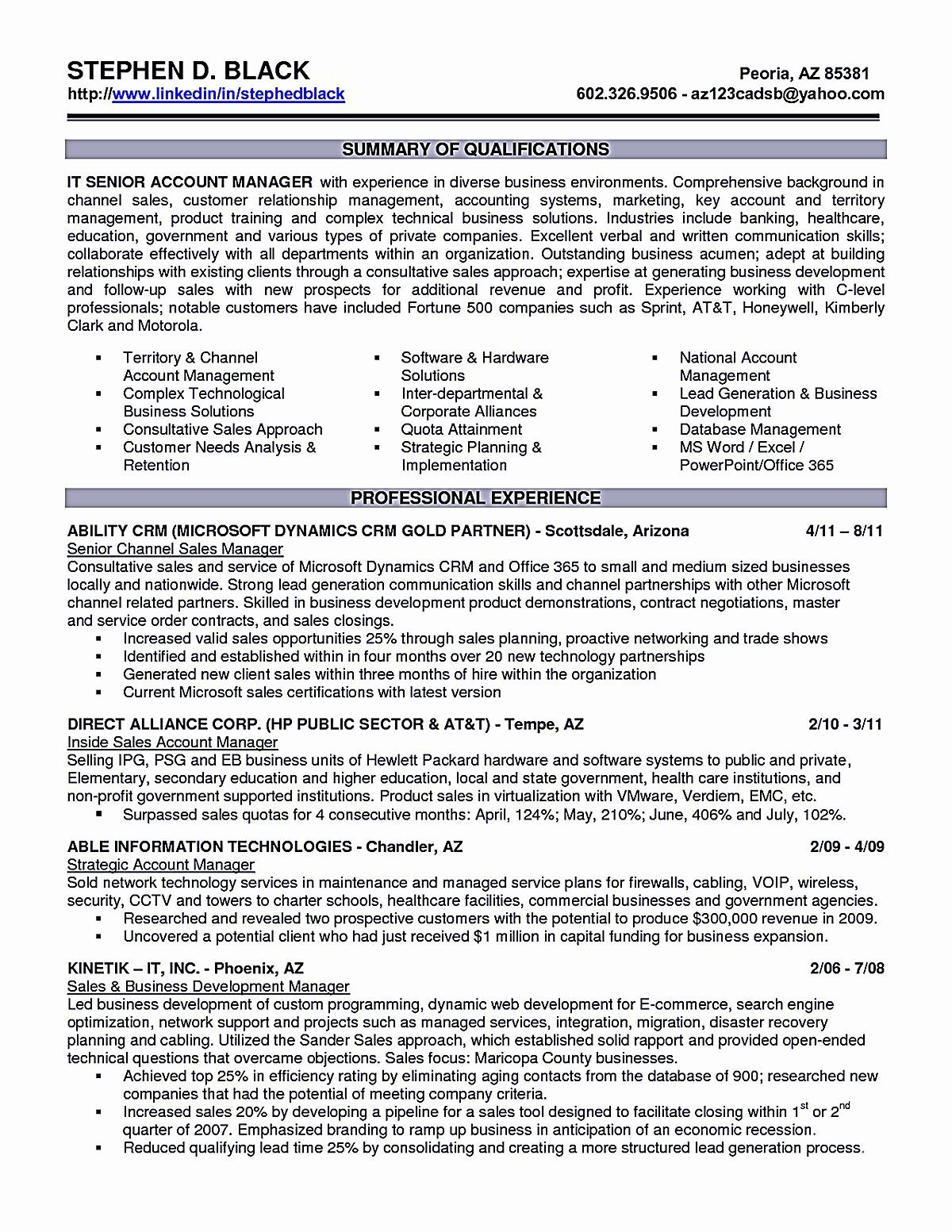 Account Executive Resume Examples Elegant Account Executive Resume Is Like Your Weapon To The Job You Resume Examples Executive Resume Resume Template Examples