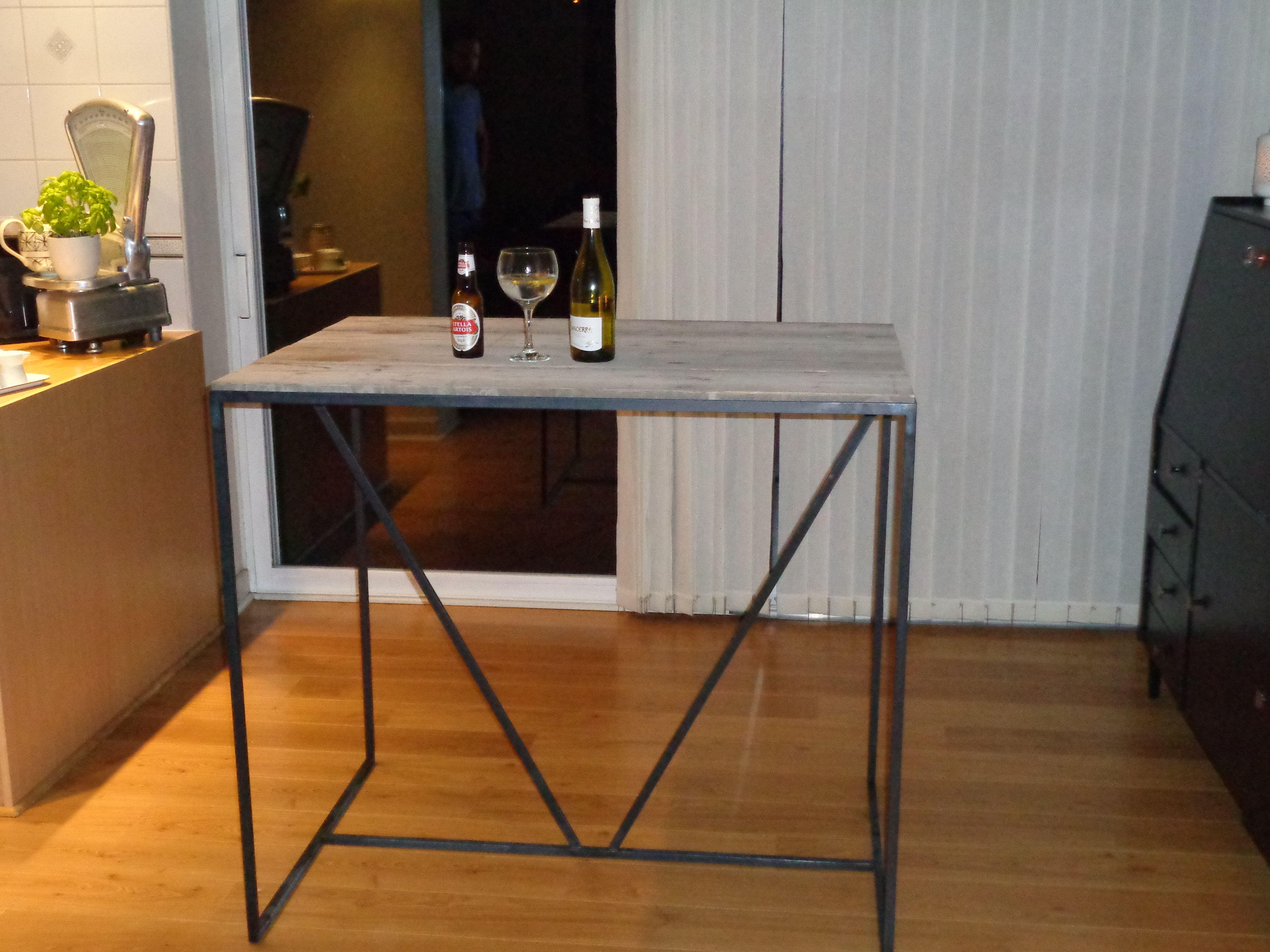 Eettafel Twee Personen.Hoge Eettafel Voor 2 Personen Tafel S Desk Table En Furniture