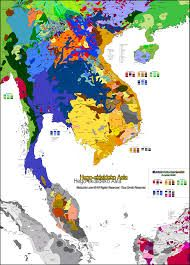 Geography Map Of Asia.Resultado De Imagen De National Geographic Maps Sud Est Asia Map