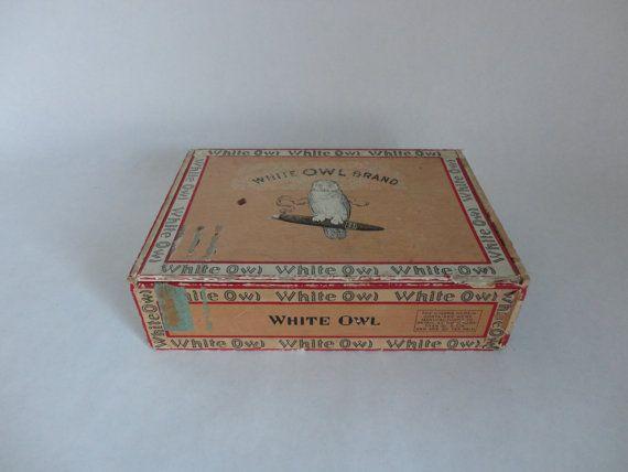 White Owl Brand.