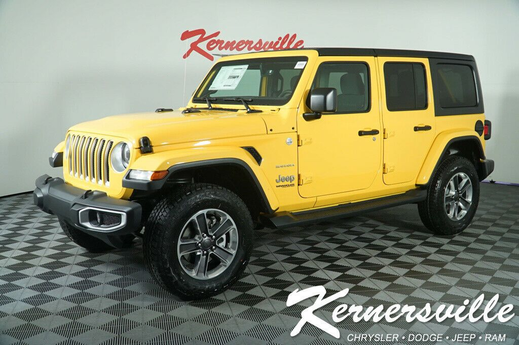 Used 2020 Jeep Wrangler Unlimited Rubicon 2020 Jeep Wrangler