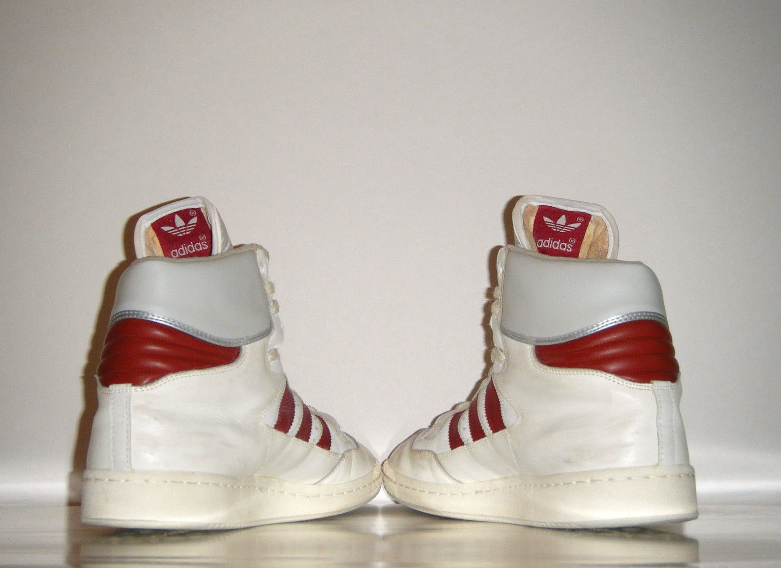 OG Vintage 1985 Adidas Centennial High France 10 5 UK 9 5