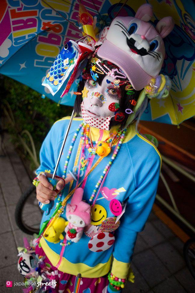 Decora Boy Buscar Con Google Japon Freaky Style Pinterest