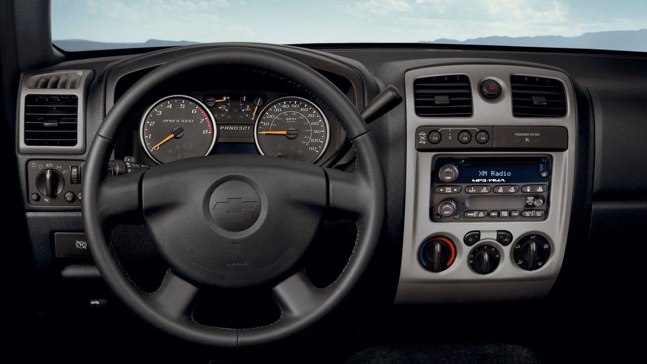 2012 Chevy Colorado Interior Photos Midsize Pickup Truck