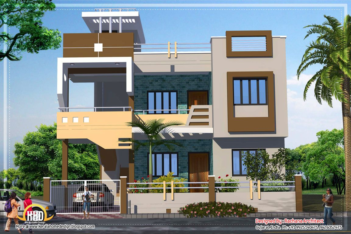 house designs in india images - Home Design In India