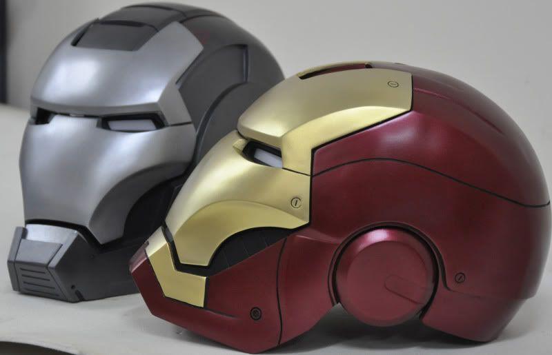 Some Recent Works On Iron Man 2 Replica Mark Iv Vi Statue Armor W I P Iron Man Iron Combat Armor