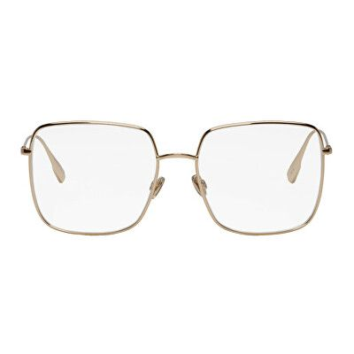 611b7c0d5ad Dior Designer Gold  Dior Stellaire  01 Glasses Dior Designer