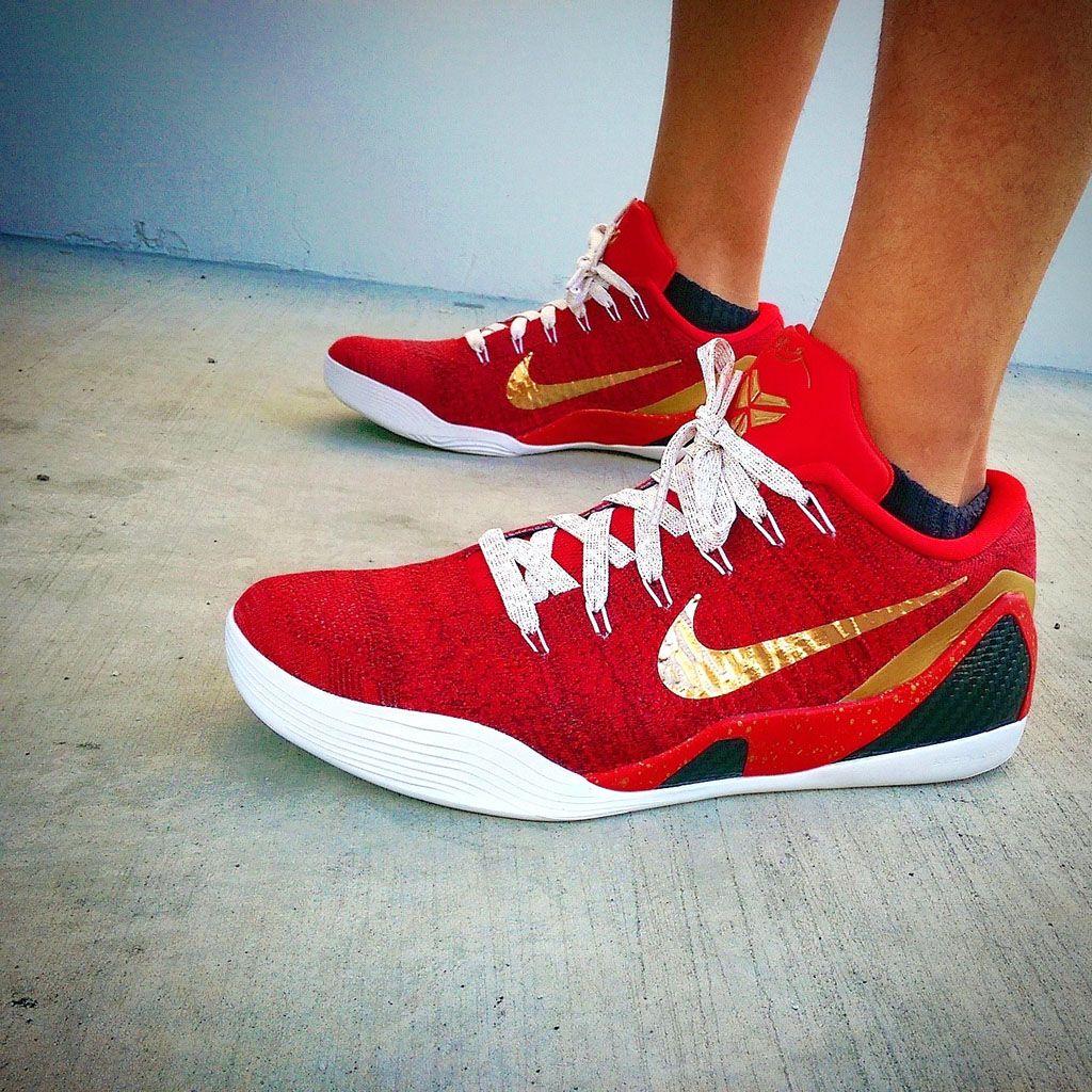 fbdb12aac8 Nike Kobe IX 9 Elite Low 49ers