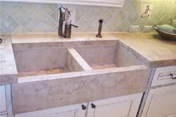 Bathroom Sinks Houston Tx concrete sinks spirit ridge concrete creations houston, tx