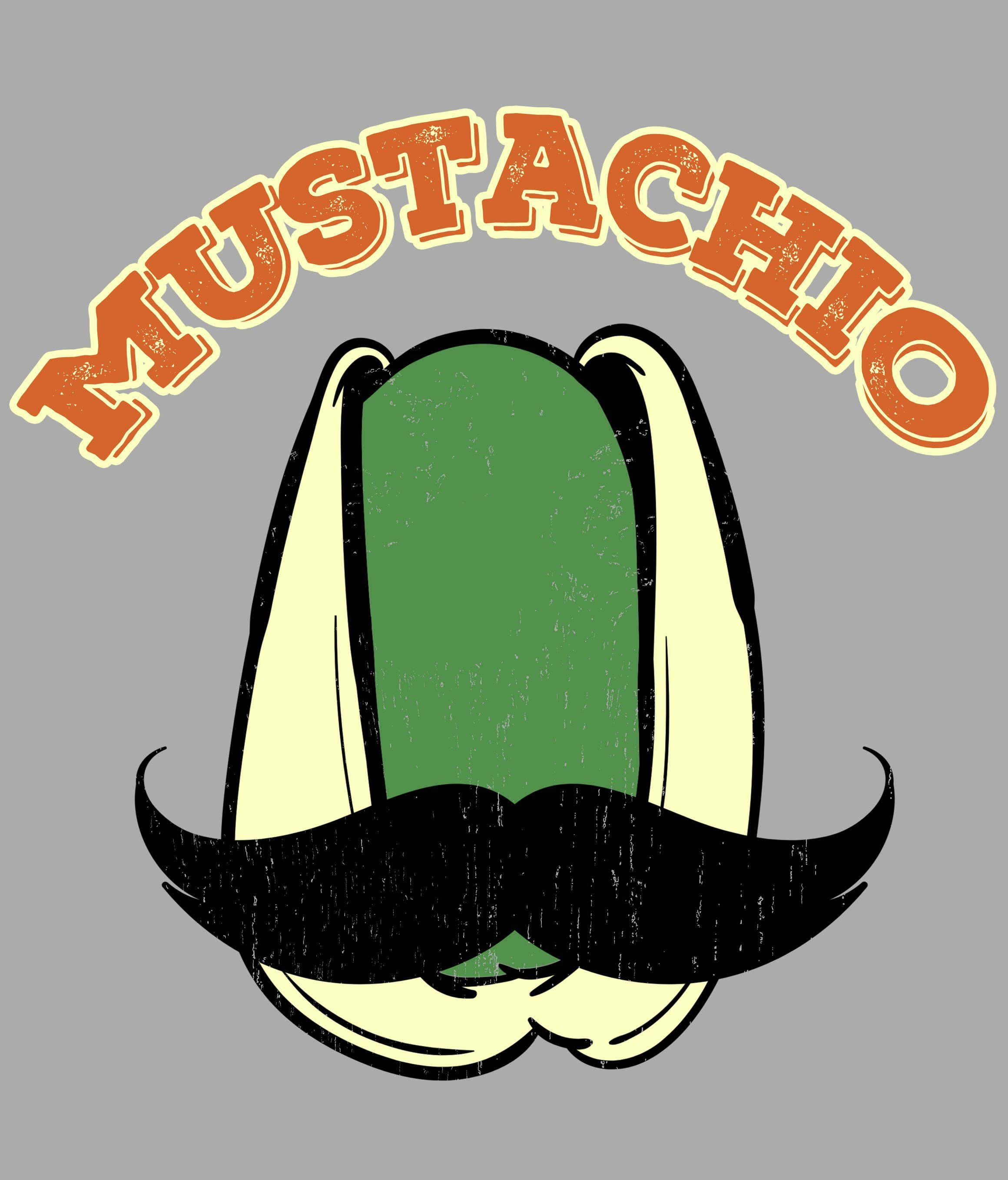 70636f44 MUSTACHIO T-SHIRT – Teeslanger Available in 3 style. FAST & FREE  SHIPPING