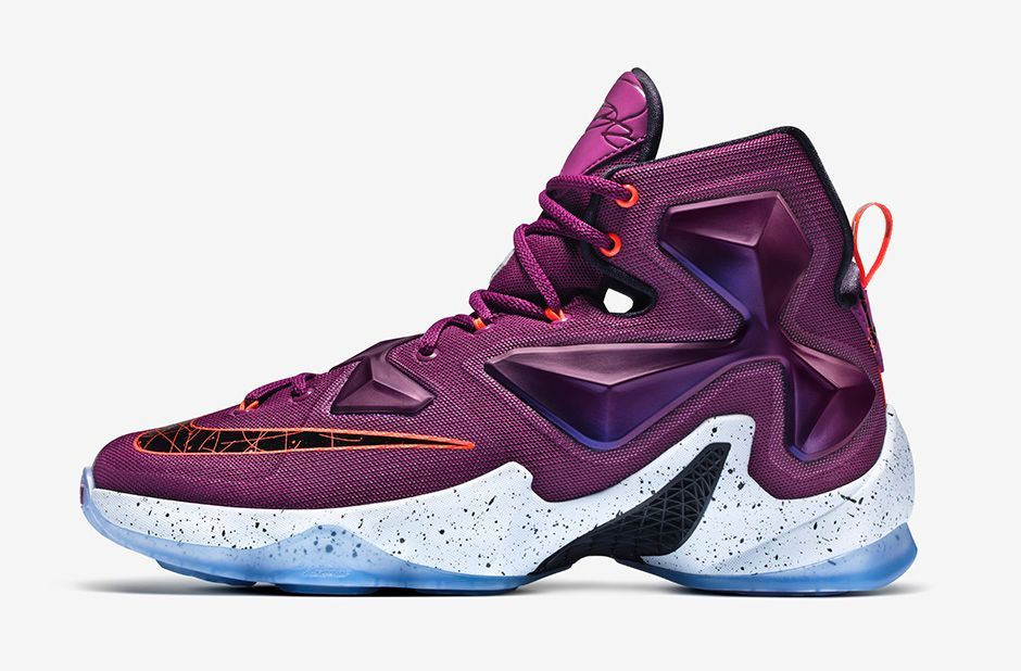 Official Images Of The Nike LeBron XIII