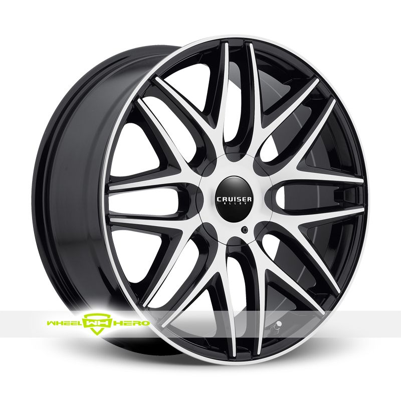 Pin by wheelhero on Cruiser Alloy Wheels & Cruiser Alloy