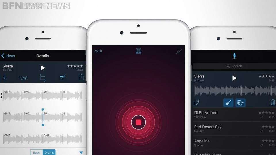Tech giant apple has launched its new apple music memo