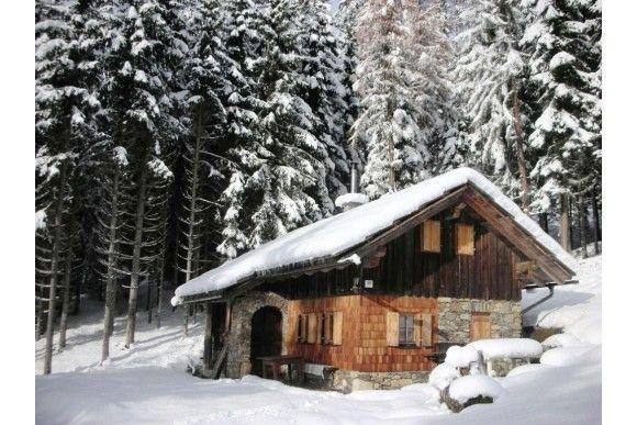 Almhütte in herrlicher Ruhelage Haus zu kaufen Kärnten