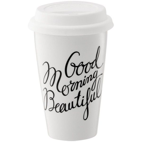 Indigo Good Morning Beautiful Travel Mug Mugs Cheap Valentines Day Gifts Good Morning Beautiful