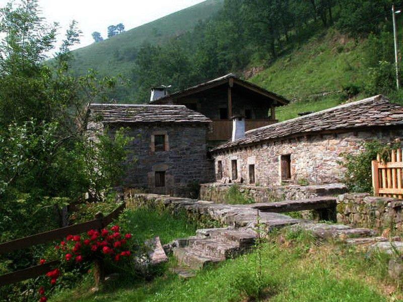 Molino de Yera, Vega de Pas (Cantabria-España)