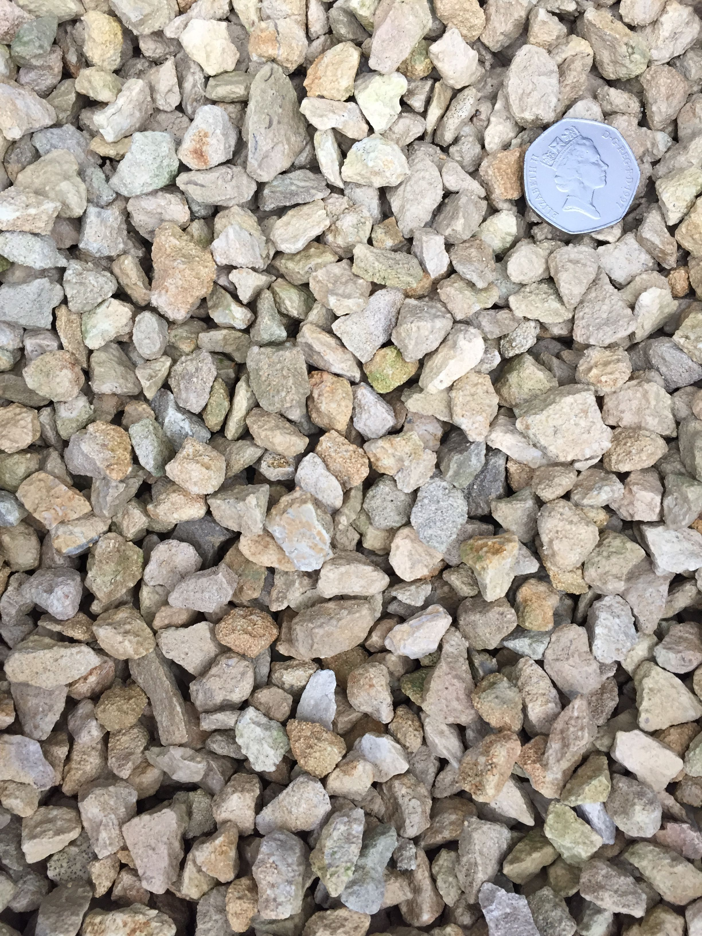 14 10mm Cotswold Chippings With Scale Provided Decorative Gravel Outdoor Decor Decor