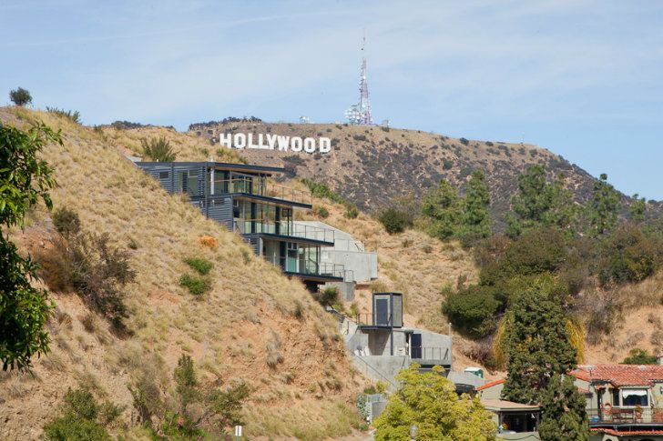 Terraced Hollywood Hills House Eliminates The Need For Air