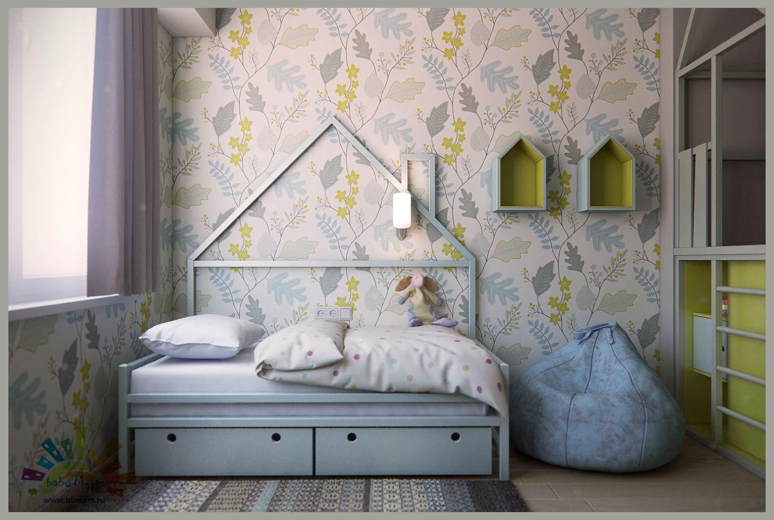 Teenage loft bedroom designs  o Kiddo o Lofty  Kids Loft Bed  детская  Галерея ddd