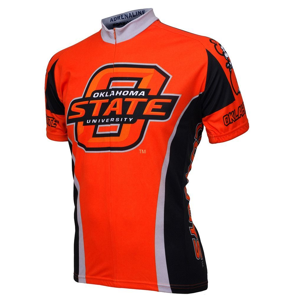 0fe8f7f75 ... college football throwback j  oklahoma state cowboys ncaa road cycling  jersey