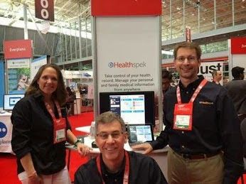 The Healthspek team is here in Boston for AARP's annual AARP Health Innovation@50+ LivePitch expo, and had an excellent first day alongside Medivizor, Careticker, Zansors, Sway Medical and more!