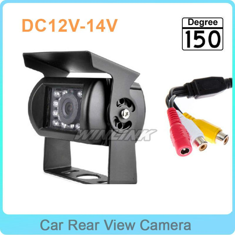 Free Shipping LED Night Color CMOS/CCD Elegant Car Rear View Camera #Affiliate