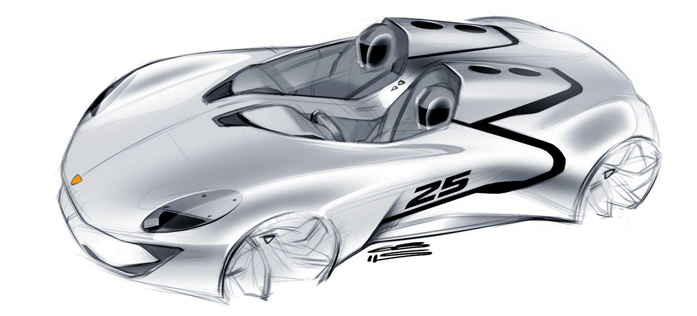 Car design sketches #6 on Behance | Car design sketch, Car design ...