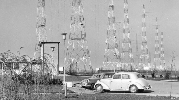 Die Deutsche Welle wird 65! Doch die erste Radiosendung