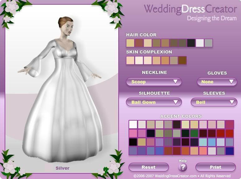 Design Your Wedding Dress Online