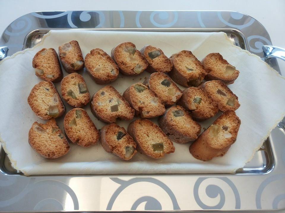 ricetta #cantucci #tozzetti al #cedro | Cucina Calabra | Pinterest