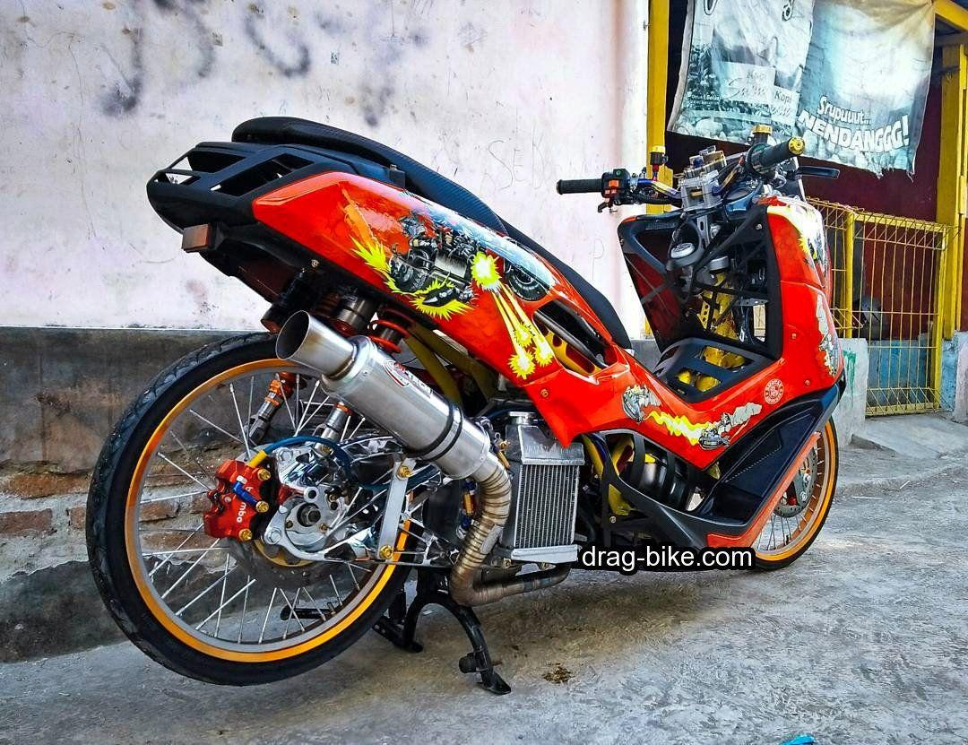 70 Foto Gambar Modifikasi Motor Yamaha Nmax Paling Terbaru FOTO