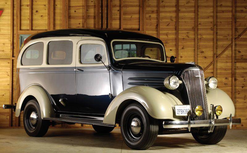 1938 Chevrolet Suburban Classic Cars Camioneta Pick Up