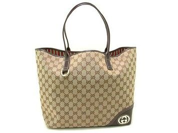 64a5804fe9ea5 Gucci Large 169945 Beige Tote Bag. Get one of the hottest styles of ...