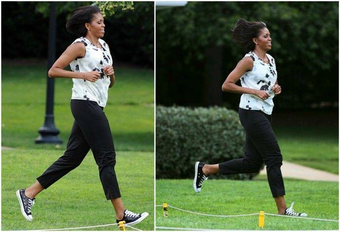 Michelle Obama S Body Measurements Michelle Obama Michelle First Lady