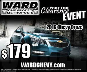 Ward Chevrolet in Metropolis | Paducah, Marion & Vienna, IL ...