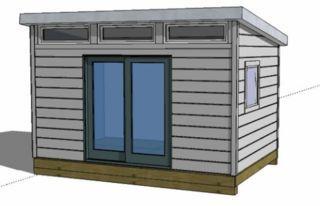 Finnish Sauna Modern Shed Diy Shed Plans Shed Plans