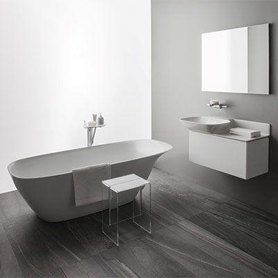 Une baignoire sublime pour habiller votre salle de bains ! #deco ...