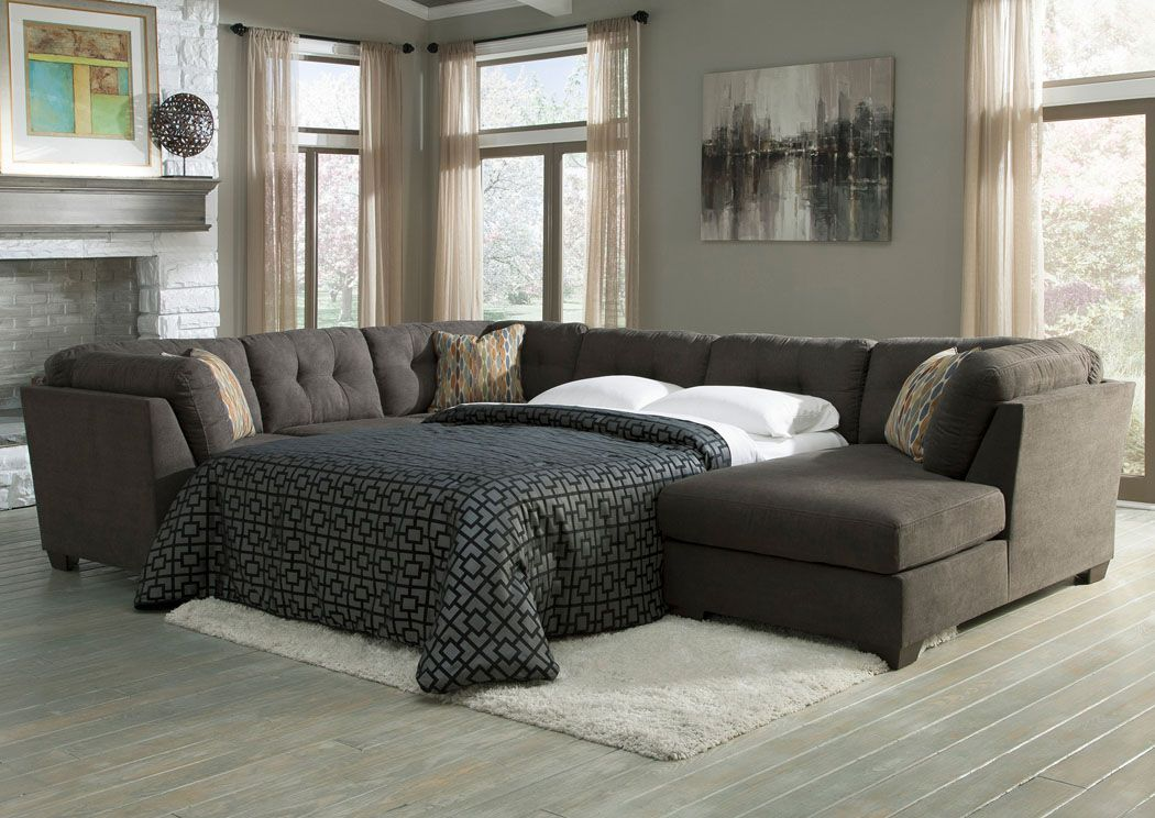 Austin S Couch Potatoes Furniture Stores Austin Texas Delta City Steel Right Arm Facing Corner C Living Room Sectional Sectional Sofa Couch Ashley Furniture