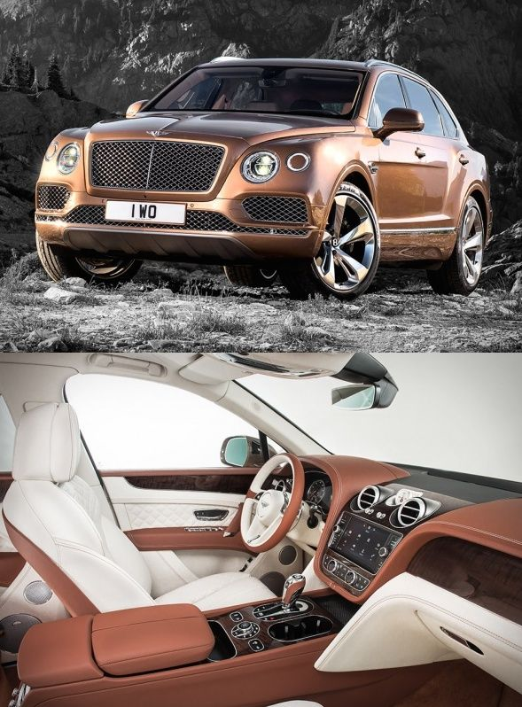 #Bentley's #SUV takes the class to a new level. Imposing and capable, #Bentayga has been conceived and crafted to open up a realm of #luxury and performance previously unattainable in an SUV. #YankoDesign #Car #Brand #Exclusive #Luxury #Transportation