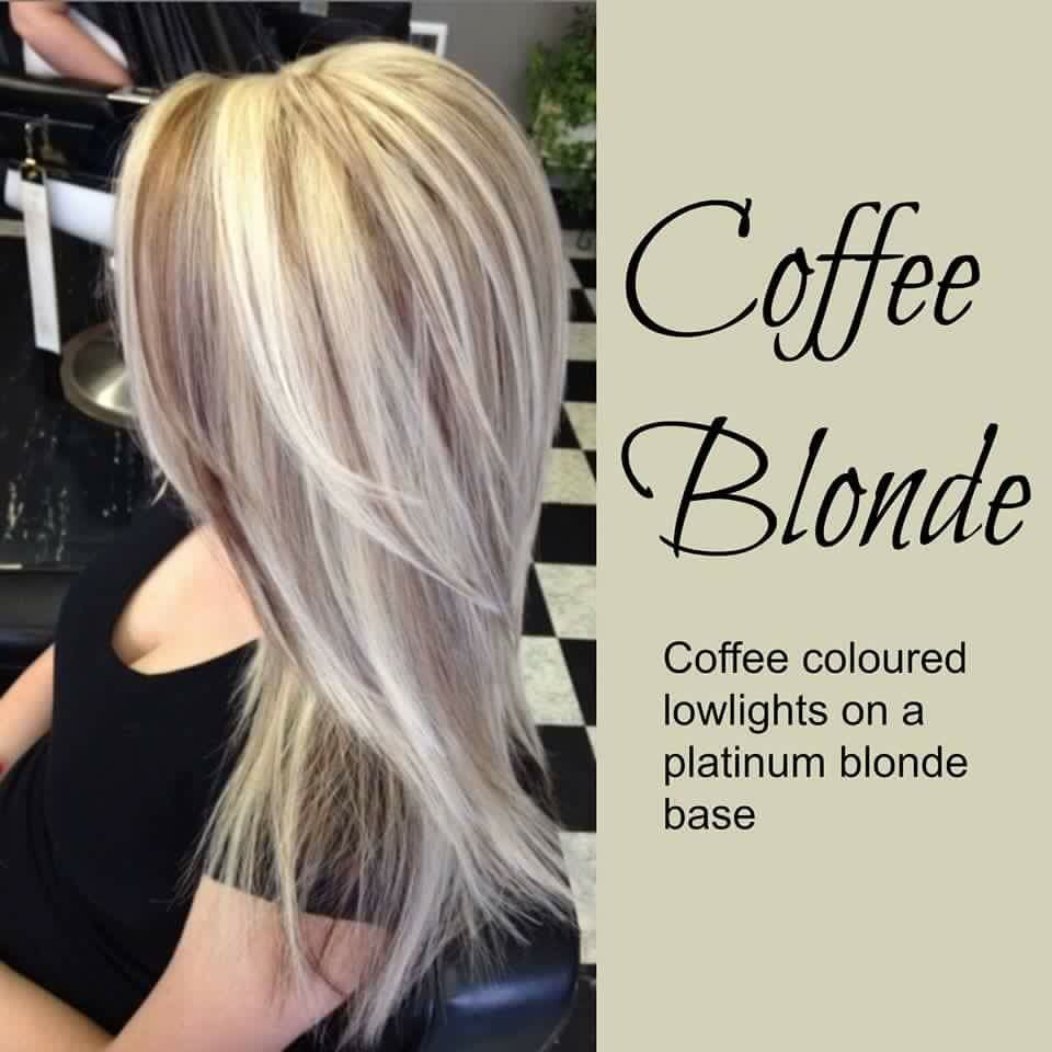 Coffee blond hairstyles pinterest blond hair coloring and