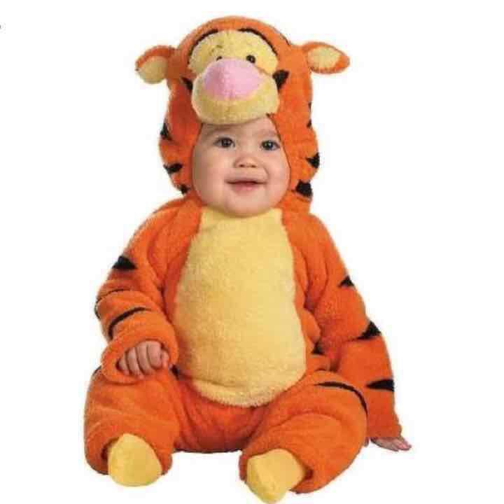 Disney\u0027s Plush Tigge\u2026 ($20) is on sale on Mercari, check it out - halloween costume ideas for infants