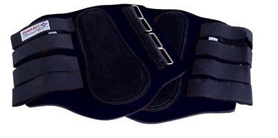 Devon-Aire Horse Protective Splint Boot Hind Purple Small