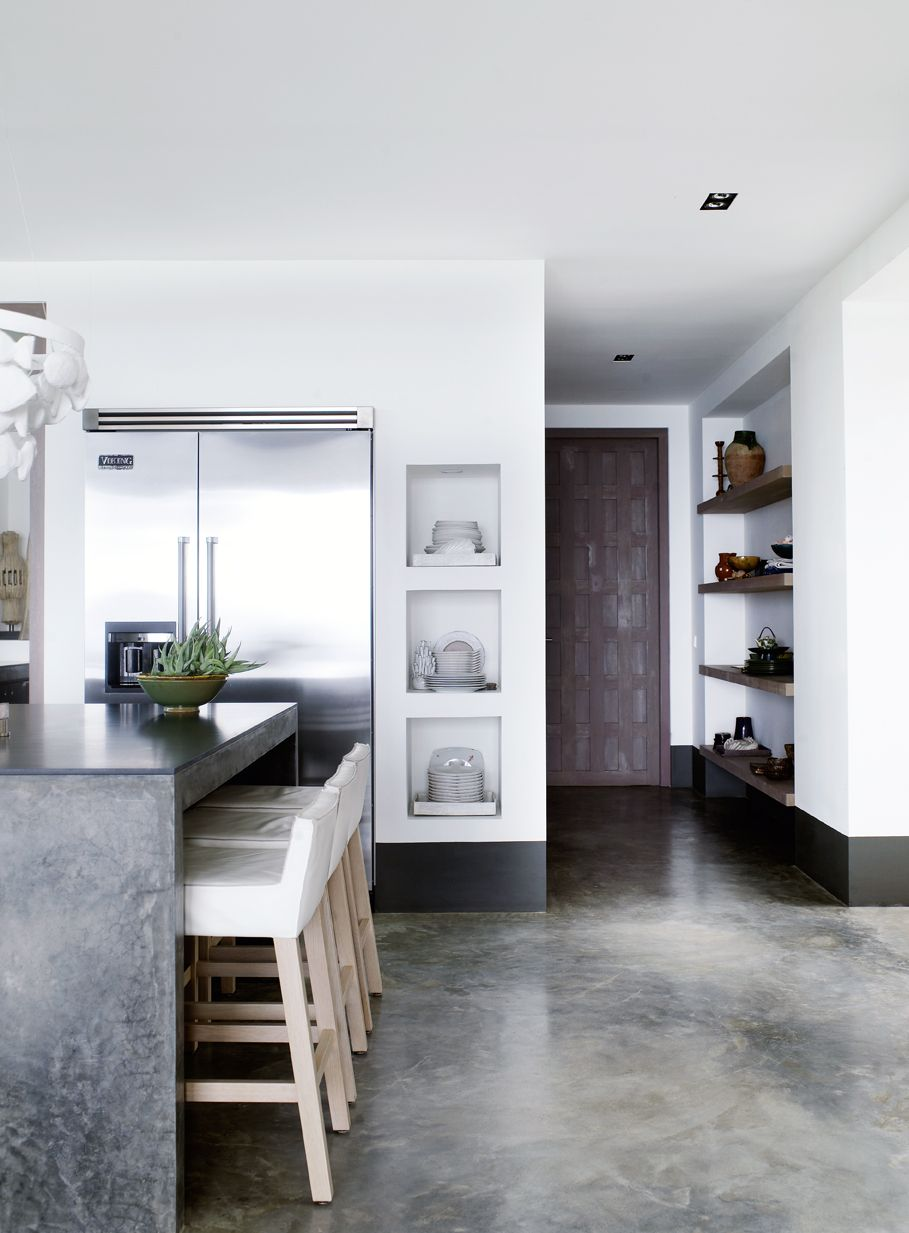 Piet Boon Styling by Karin Meyn   Kitchen design, with white and ...