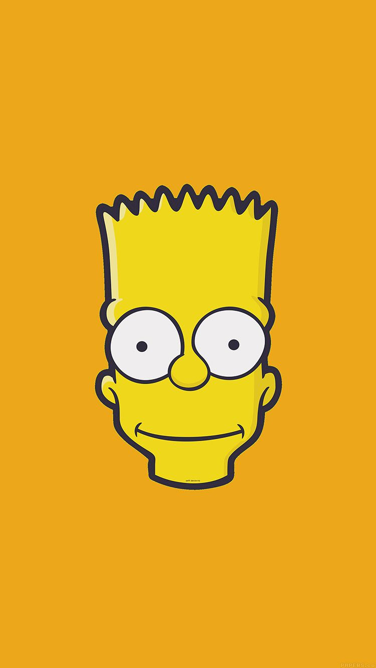 Wallpaper iphone simpsons - Find This Pin And More On Iphone 6 Plus Wallpapers By Iphone6papers