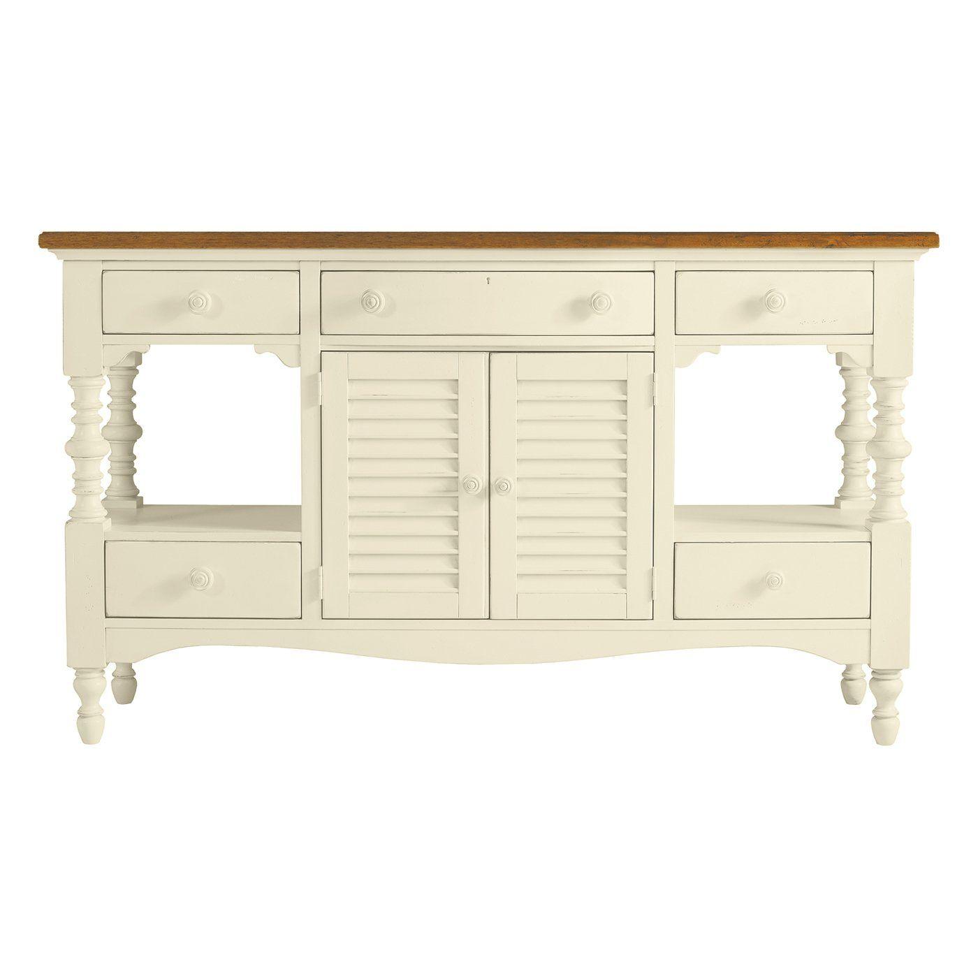 Stanley Furniture 829 Coastal Living Buffet Sideboard