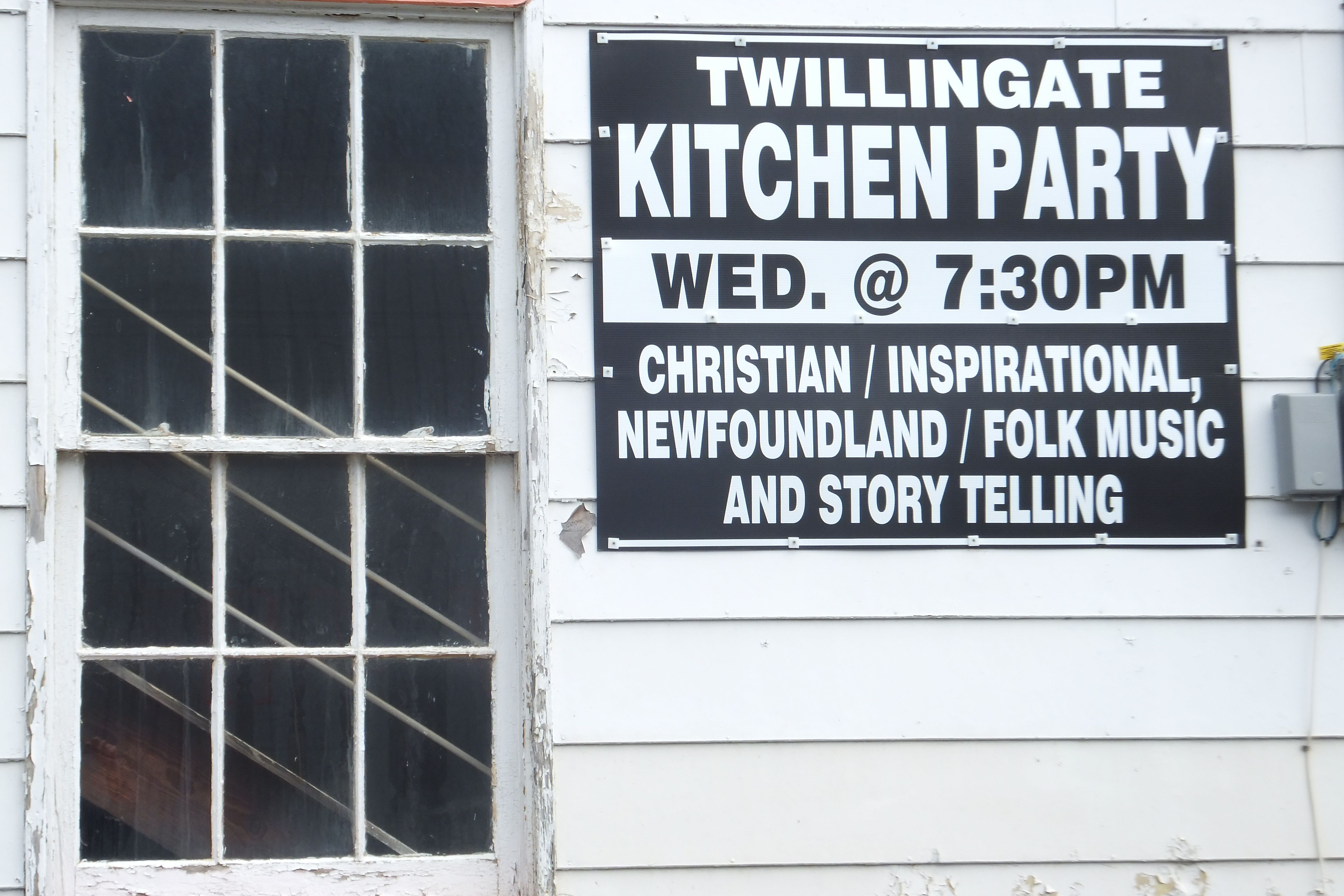 Twillingate kitchen party. | Twillingate Newfoundland | Pinterest ...