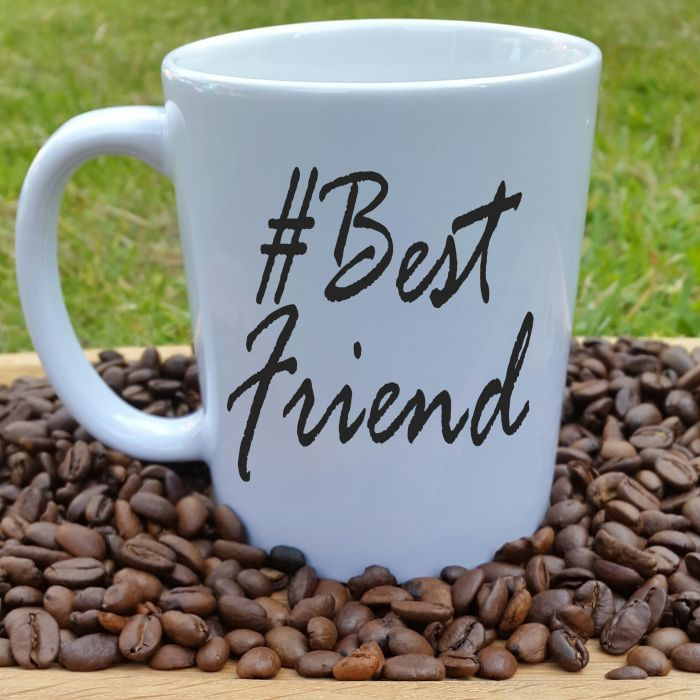 Best Friend gift Mug Our stunning best friend mug is a beautiful ...