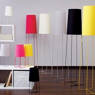 Lampa Stołowa Concept S 1 X 40 W E27 Różowa Castorama