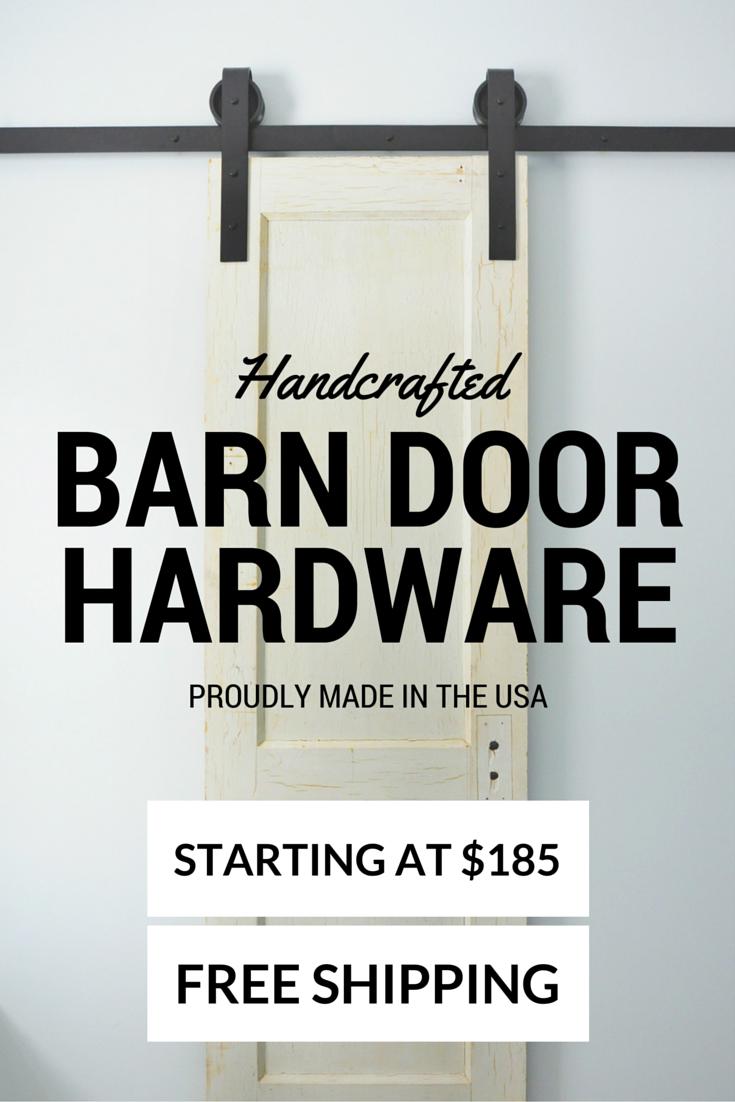 We Offer The Highest Quality Hand Crafted Barn Door Hardware Available Barn Door Doors Barn Door Hardware